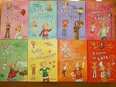 Isabel Abedi - Lola - 8 Bücher - Weihnachten - Geschenk