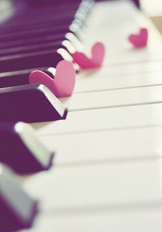 I miss playing the piano. So excited to be home where I can play the piano whenever I want.