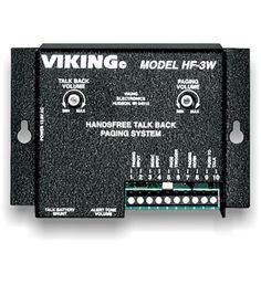 Viking Electronics VK-HD-1 Handset Dialer - White