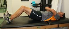 A Pain in the Rear: High Hamstring Tendinitis  http://www.runnersworld.com/web-exclusive/high-hamstring-tendinitis