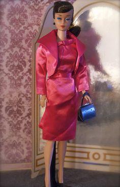 Vintage Barbie - Swirl ponytail Barbie