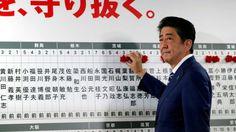 FOW 24 NEWS: Japan PM Shinzo Abe Promises To Handle North Korea...