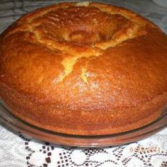 Pan de naranja fácil @ allrecipes.com.mx