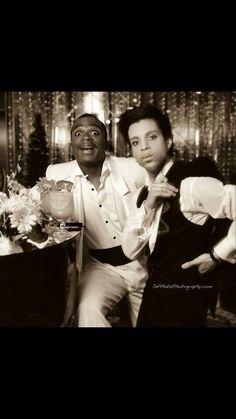 Prince and Jerome