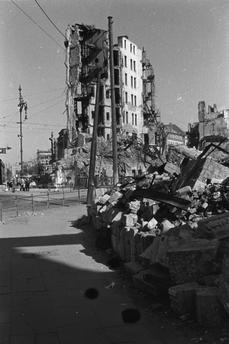 Berlin, am Knie (Ernst-Reuter-Platz), 1946
