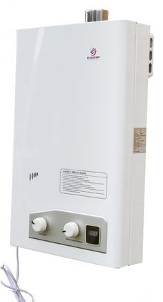 The Eccotemp indoor power vent tankless water heater features a high efficiency, low impact design that provides ample hot water for you to enjoy. Walk In Bathtub, Water Heating, Take A Shower, Tiny Living, Plumbing, Indoor, Lp, House Ideas, Cabin Ideas