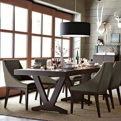the perfect dinning room table