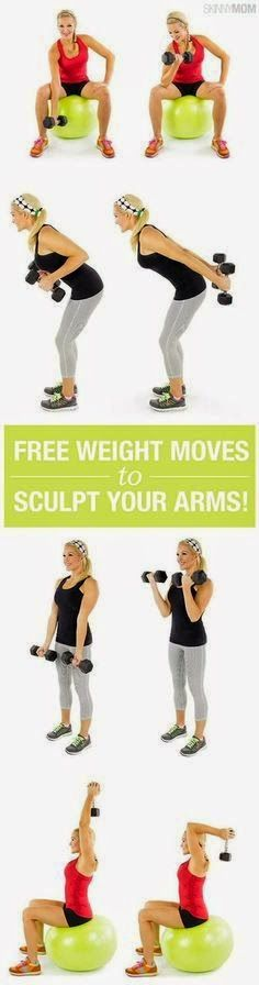 17 Exercises for Toned Arms | Medi Shortly