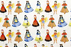 shop with the most beautiful Portuguese prints Verde Wine, Folk Costume, Costumes, Traditional Dresses, Paper Dolls, Art Photography, Creations, Design Inspiration, Pt Portugal