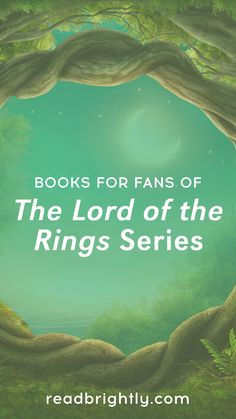 If your little reader has already traveled from the Shire to Mordor and back again with the Fellowship, there are a host of other epic fantasy adventures just waiting to be explored! The Ring Series, Books For Teens, Fantasy Books, Lord Of The Rings, Far Away, Book Lists, Leadership, Books To Read, Waiting