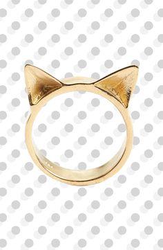 Kitty ears ring!