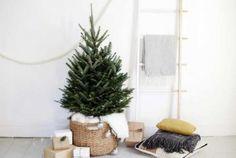 Arredamento casa in stile nordico per un Natale alternativo  #arredamento #stilenordico #natale #christmas