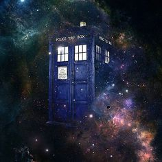 Come Aboard the TARDIS