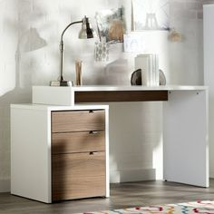 Home Office Furniture: Choosing The Right Computer Desk Furniture, Home Office Desks, Computer Desk, Home Office Furniture, Drawers, Home Office Design, Filing Cabinet, 3 Drawer File Cabinet, Desk