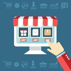 11 Actionable Tips For Better E-commerce SEO . By Akash Srivastava. Real Estate Icons, Real Estate Logo Design, What Is Internet, Seo Services Company, Baby Icon, Seo Guide, Isometric Design, Ecommerce Store, Ecommerce Solutions