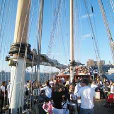 Clipper City Tall Ship Sails - included attraction on the New York Explorer Pass!
