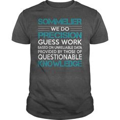 Awesome Tee For Sommelier T-Shirts, Hoodies. GET IT ==► Funny Tee Shirts