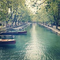 Canal, Annecy