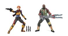 Ahead of ToyFair, Hasbro revealed their upcoming Hasbro G. Joe Classified Wave 1 Figures, which includes Snake Eyes, Scarlet, and Roadblock that have been announced so far. Gi Joe, Buffalo, Action Figures, Waves, Toys, Fictional Characters, Activity Toys, Ocean Waves, Water Buffalo