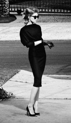 So Audrey style❣