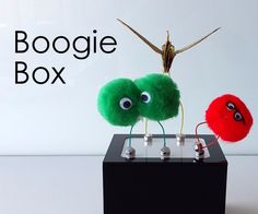 The Boogie Box is now complete! Get ready to move your dancers!I'll be very happy if you share your dance moves, thoughts and suggestions on how the B...