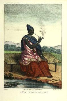 Ndatté Yalla foi a Rainha do Reino de Waalo, um reino localizado onde hoje é a República do Senegal, após a morte de sua irmã, Djeumbeut Mobdj. Ela exibiu todos os atributos de um líder Waalo: Pai David Boilat tirou uma foto de seu fumo, cercada por seus guerreiros femininos em roupas cerimoniais. Ela lutou contra a colonização francesa e, por exemplo, recusou-se a ceder a ilha de Saint Louis para os franceses, apesar das ameaças do governador francês.