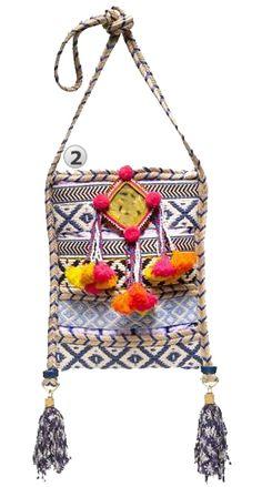 ALIA BILGRAMI Natural elegance [Tory Burch - Katie Fisherman's bag]