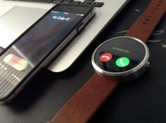Android wear ios moto 360 iPhone app hack