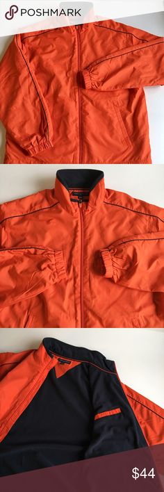 Tommy Hilfiger Golf Jacket Tommy Hilfiger Golf Jacket // fleece lined // Sz L Tommy Hilfiger Jackets & Coats Windbreakers