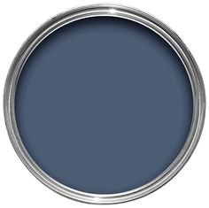 Colours Premium Any Room One Coat Iris Matt Emulsion Paint Tester Pot Blue Bedroom Decor, Bedroom Colors, Bedroom Ideas, Nautical Bedroom, Bedroom Wall, Dulux Timeless, Dulux Paint Colours Timeless, Dulux Paint Colours Blue, Paint Colors