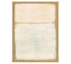 Desert Horizon Framed Canvas, 40 x At Pottery Barn - Decor & Pillows - Prints & Canvas Framed Canvas Prints, Canvas Frame, Canvas Wall Art, Art Prints, Dyi, Cloud Craft, Elements Of Style, Mirror Art, Pottery Barn