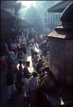 Katmandou© Bruno Barbey