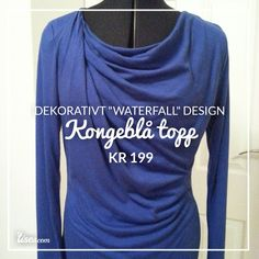 Se hva jeg selger på Tise Waterfall Design, Sweatshirts, Sweaters, Vintage, Fashion, Moda, Fashion Styles, Trainers, Sweater
