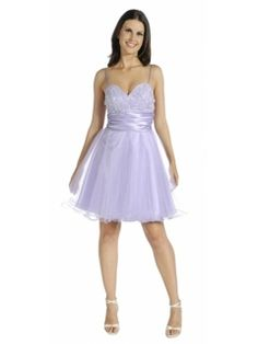 Lilac tulle skirt Bridesmaid Dresses | ... skirt bridesmaid dresses occasion prom season summer silhouette a line