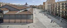 Mercado del Born Square,© Adrià Goula