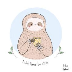 Chill out friend! It's self care to take a break and relax. The opposite of chilling is stress and that's so not self care.