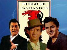 Duelo De Fandangos (Rafael Farina - Juanito Valderrama - Antonio Molina)