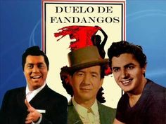 ▶ Duelo De Fandangos (Rafael Farina - Juanito Valderrama - Antonio Molina) -