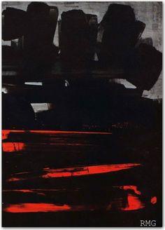 Pierre Soulages: in Aujord'hui Art et Architecture