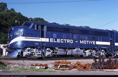 RailPictures.Net Photo: EMD 462 EMDX EMD F?? at Asheville, North Carolina by Sid Vaught
