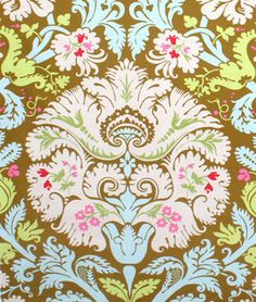 Shop Amy Butler Acanthus Olive Fabric at onlinefabricstore.net for $6.95/ Yard. Best Price & Service.