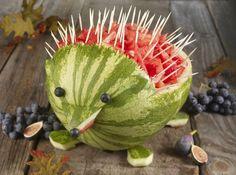 Pindsvin-pindemadder