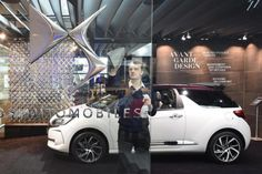 Car shopping: we visit DS new Westfield store  pictures...