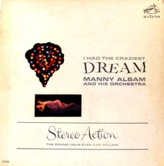 "Manny Albam ""I Had The Craziest Dream"" 1961 STEREO Space Age Pop FULL ALBUM"