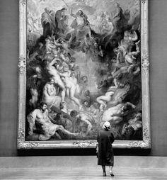 Fritz Henle, Rijks Museum, Amsterdam, 1960