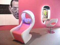 Futuristic Interior Design Pioneer, Karim Rashid