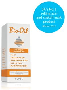 South Africa's number 1 selling scar and stretch mark product is now available at Stuttafords: Bio-Oil! Uneven Skin Tone, Stretch Marks, South Africa, Beauty Hacks, Personal Care, Skin Care, Number, Oil, Beauty Tricks