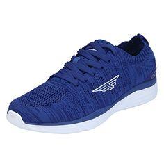 f51080b5c4c8 Red Tape Men's Blue Running Shoes - 8 UK / India (42 EU)(
