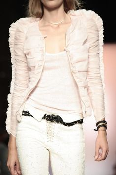 Isabel Marant Ready To Wear Spring Summer 2014 Paris - NOWFASHION