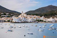 The white village of Cadaqués - Costa Brava